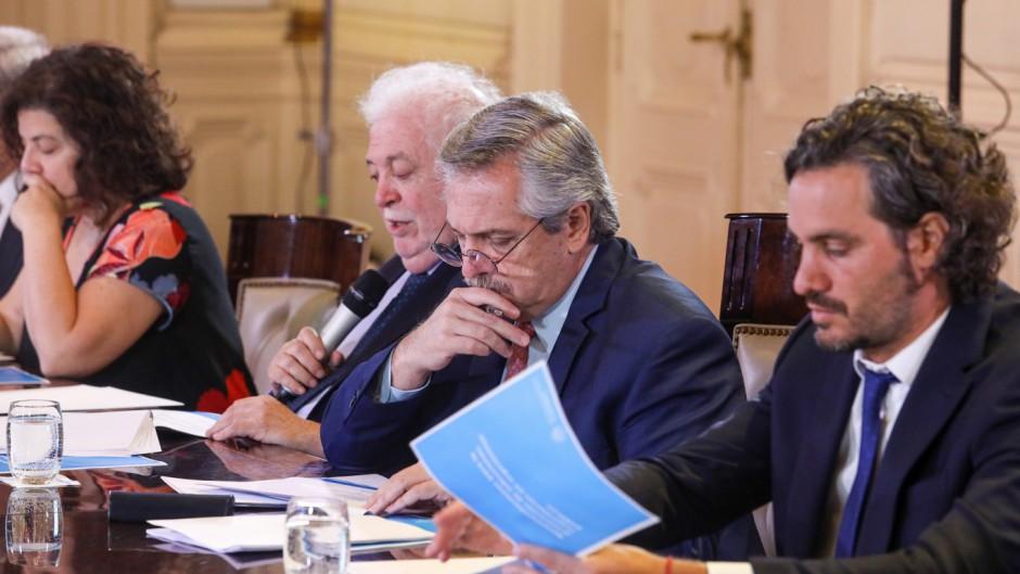 Alberto se despega de la intervención de la Justicia jujeña: «no es un proyecto nuestro»