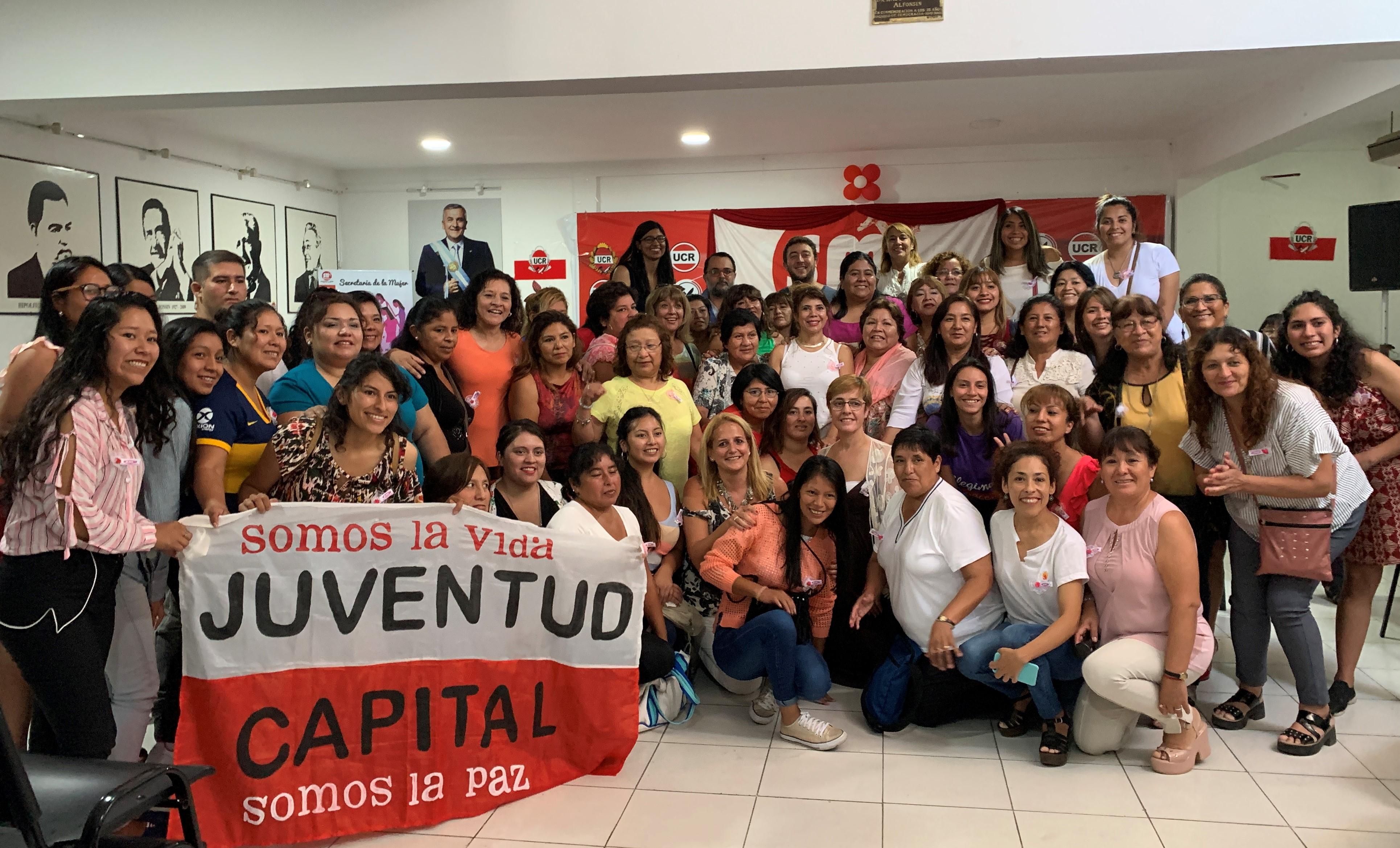 UCR Conmemoró el Día Internacional de la Mujer