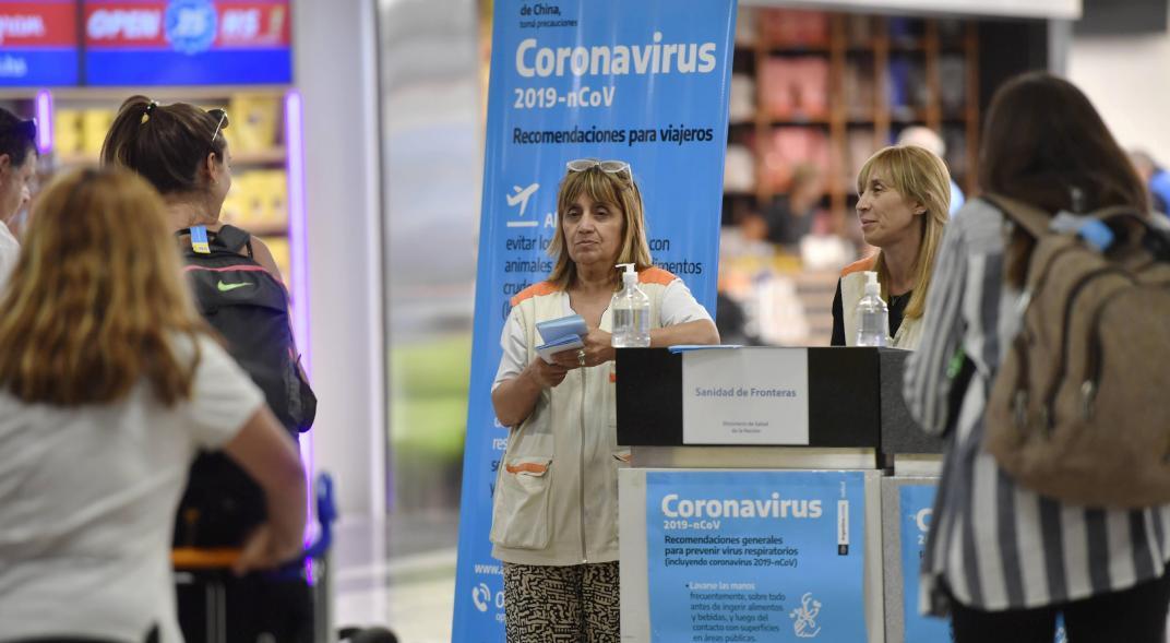 Se suman otros tres casos positivos por coronavirus en Argentina y son 12 las personas contagiadas