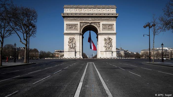 Economía de Francia registra su peor resultado trimestral desde 1945