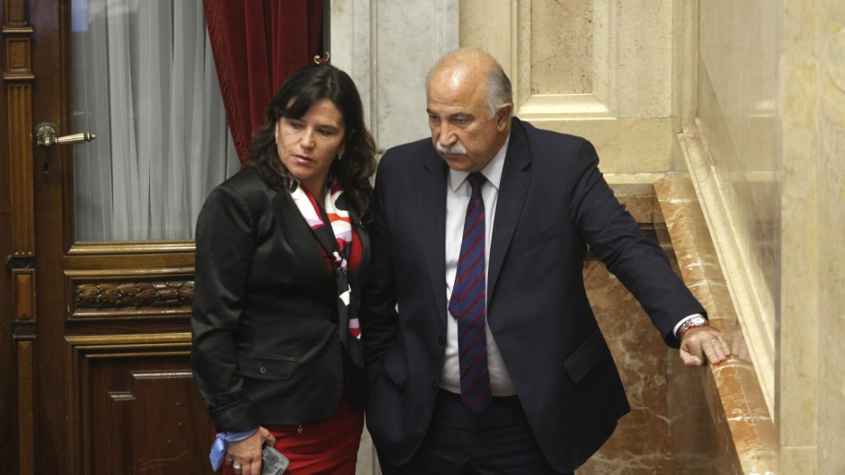 Cristina le cede la comisión de salud del Senado a la UCR