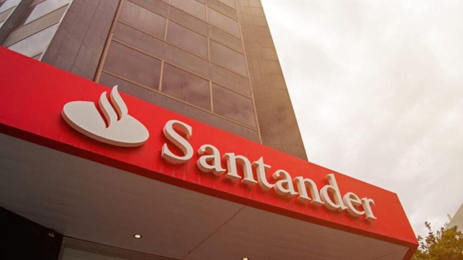 Santander puso a disposición 16.000 millones de pesos en créditos para el pago de 350 mil salarios