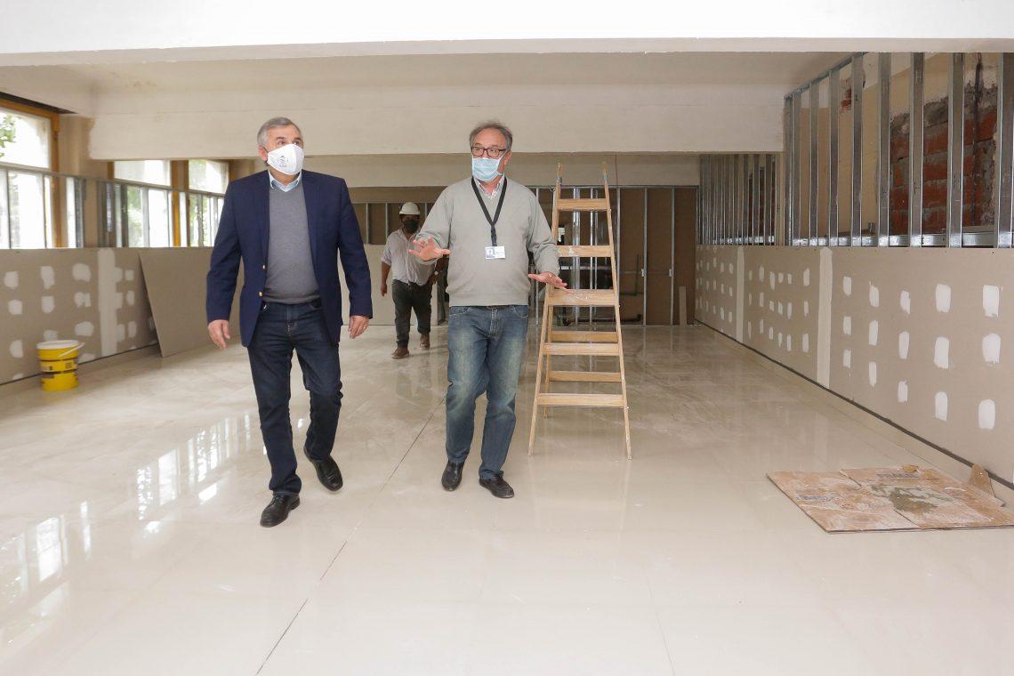 «Pandemia» Obra en El Pablo Soria