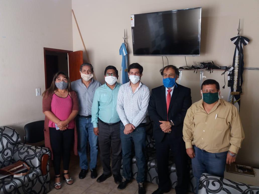 """""""VIA prolonga su agonía"""" Las autoridades del CD siguen firmes"""