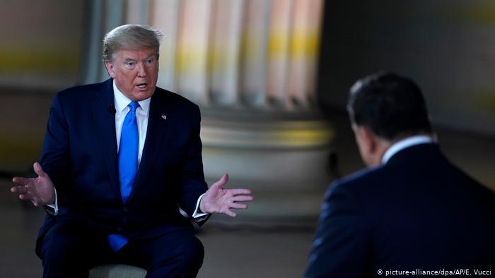 Trump desarticulará equipo de crisis ante COVID-19 y habla de reabrir el país