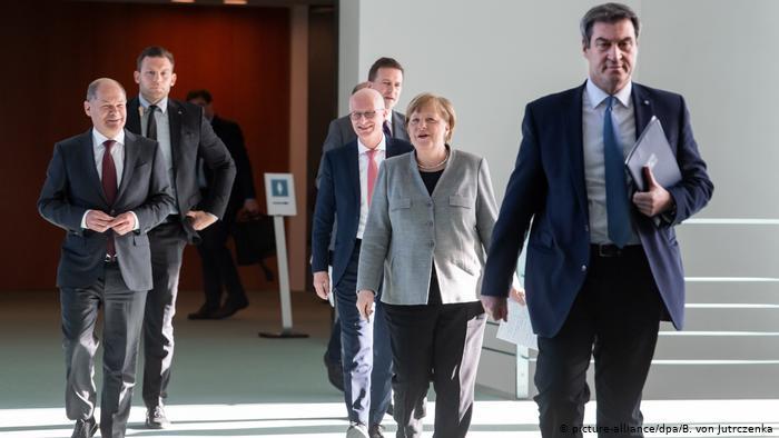 Coronavirus, minuto a minuto: Alemania se dispone a relajar restricciones