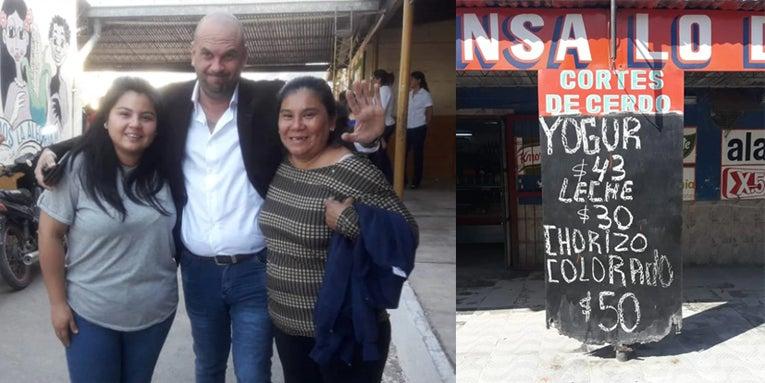 Leche a 30 pesos y pan a 40 el kilo: ¿cómo hizo una localidad tucumana para lograr bajar los precios?