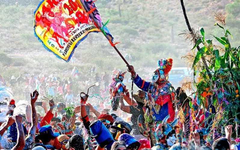 Efecto Carnaval; 119 casos positivos de COVID en un día