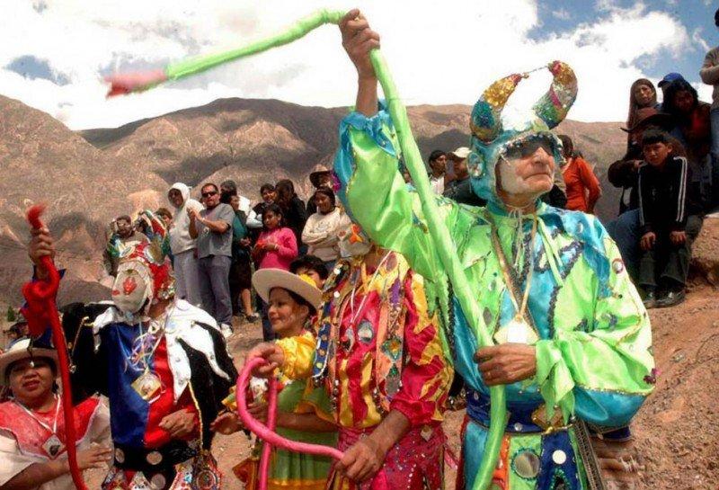 Carnaval impulsa el turismo interno en la Argentina