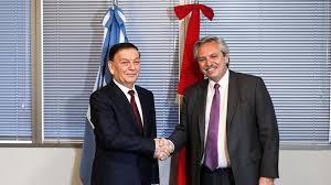 Argentina y China apuran un plan de inversiones por u$s 30.000 millones