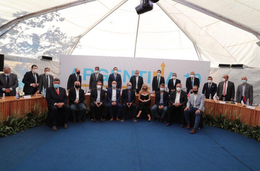 UniNoa se reunió con el Presidente y los Gobernadores del Norte Grande