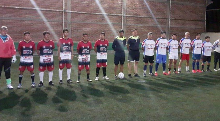 Torneo de Futbol «San José» de los Medios de Comunicación en Perico