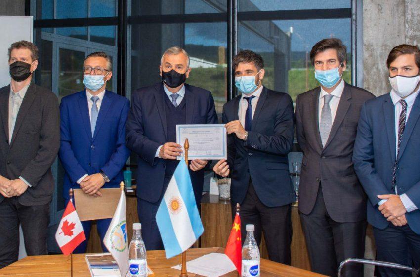 «Explotación de Litio» JEMSE se incorporó al Directorio de Exar