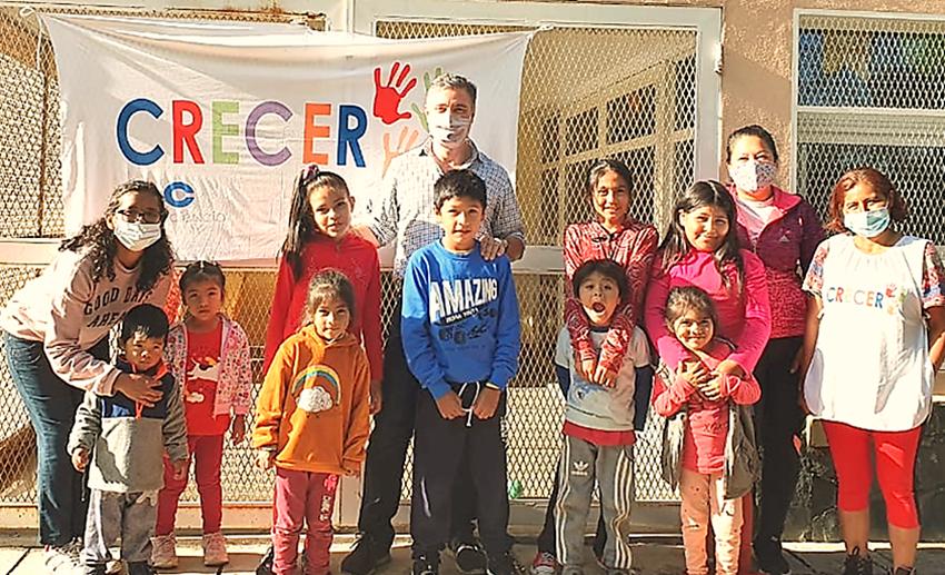 El RENATRE brindó contención a 380 hijos e hijas de trabajadores rurales en Jujuy y Salta
