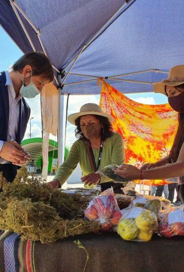 Con más de 70 productores, inició la Expo Jujuy Alimentaria