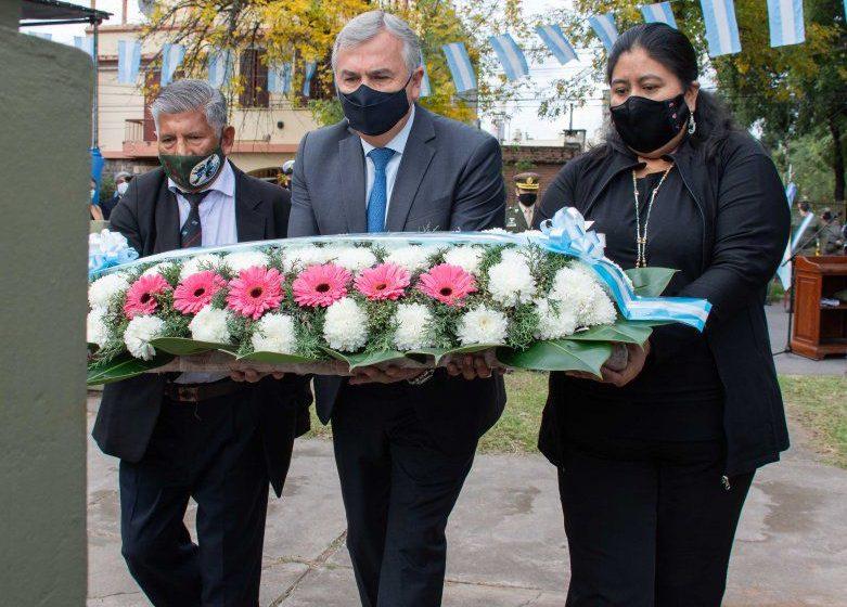 Conmemoraron el Día del Veterano y de los Caídos en la Guerra de Malvinas
