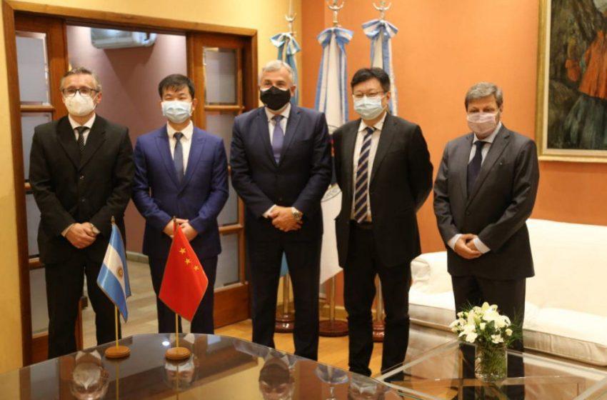 Se firmó el acuerdo para la ampliación de Cauchari