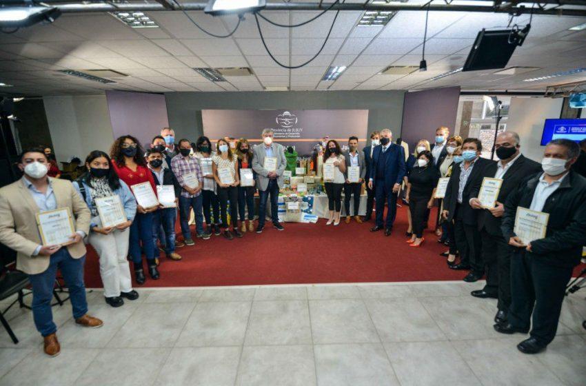 Sello distintivo origen «Jujuy Energía Viva»: Se entregaron distinciones a empresas jujeñas