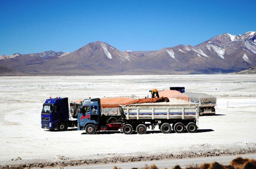 Jujuy habilitado por nación buscará inversiones en USA para industrializar el litio