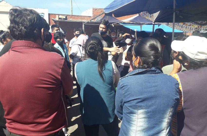 Manente frena «abusos» de Demarco en la Feria de Remate