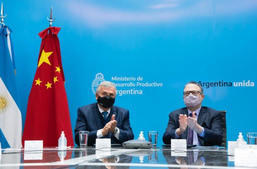 Jujuy, Nación y Ganfeng firmaron un memorándum para fabricar baterías de litio en la provincia