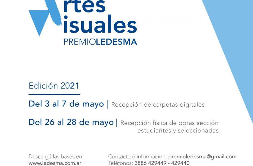 Esta semana se realiza la recepción de carpetas digitales del Premio Ledesma