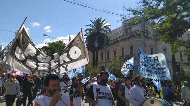 Se presentó la alianza electoral del Frente de Izquierda Unidad en Jujuy