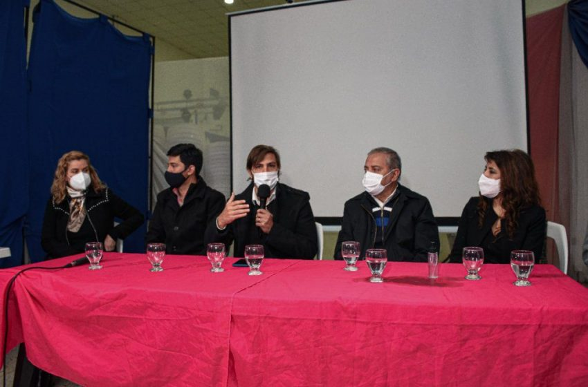 Morales presidió el acto por el Día Nacional de la Minería