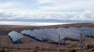 la obra de la central térmica-fotovoltaica tiene casi 70% de su ejecución