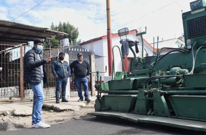Obras claves en municipios con financiamiento de Provincia