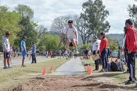 1° Encuentro Provincial de Escuelas de Atletismo