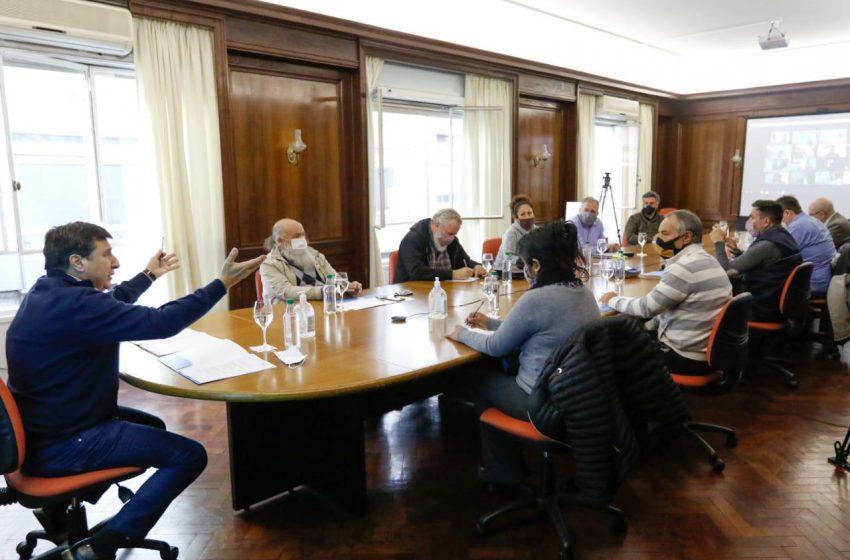 """ENAC participó del Foro """"Economía Social, economía popular y creación de trabajo» junto al Ministro de Desarrollo Social Daniel Arroyo"""